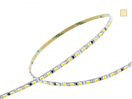 LED Stripe warmweiß 12Vdc 8W/m 960lm/m 120LEDs/m 1CHIP Slim 2,0m 2,0m