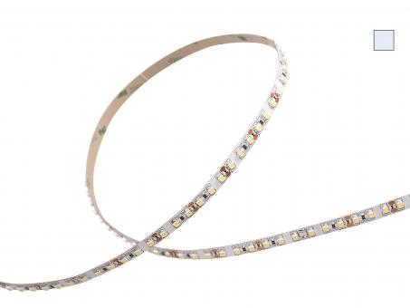 LED Stripe kaltweiß 12Vdc 9,6W/m 900lm/m 120LEDs/m 1CHIP 5,0m 5,0m