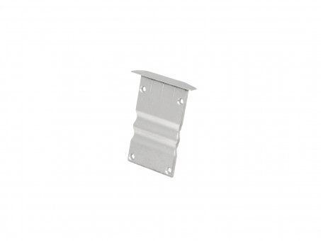Endkappe für Alu T-Profil High 30mm in Alu
