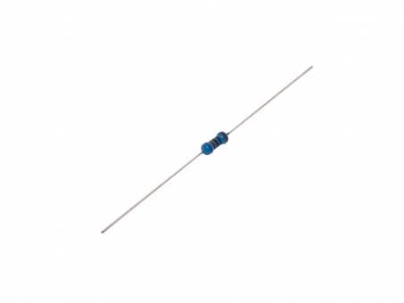 Widerstand 620 Ohm 1/4 Watt axiale Bauform