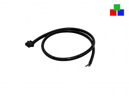 0,5m RGB Zuleitung Stecker /offene Leitung