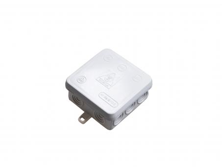 Wiska Abzweigkasten für Kabelverschraubung IP54 80x80mm