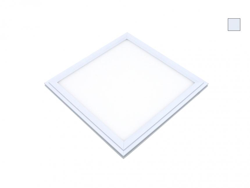 PUR-LED Panel-Light 300 100-240Vac kaltweiß