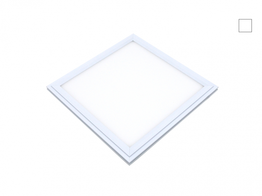 PUR-LED Panel-Light 300 100-240Vac neutralweiß