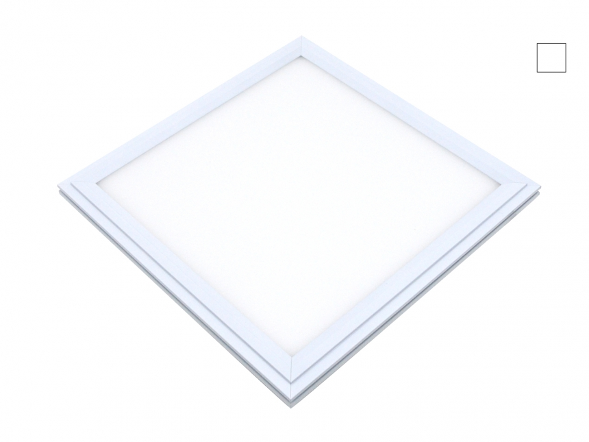 PUR-LED Panel-Light 595 100-240Vac neutralweiß