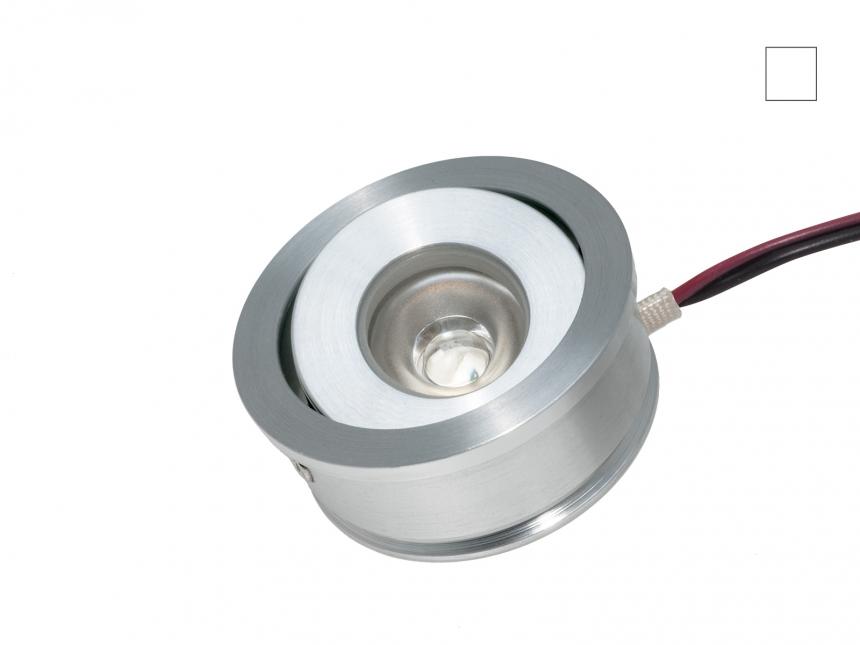 LED Einbauleuchte Cursa Multi-Volt neutralweiß