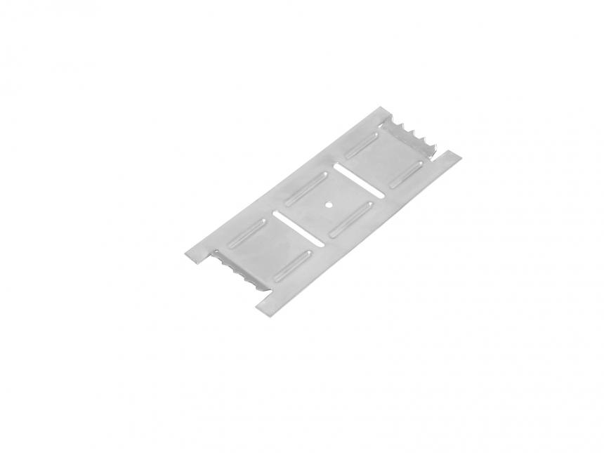 Montageklammer für LED Alu Profil T Slim XL 28mm Aluminium