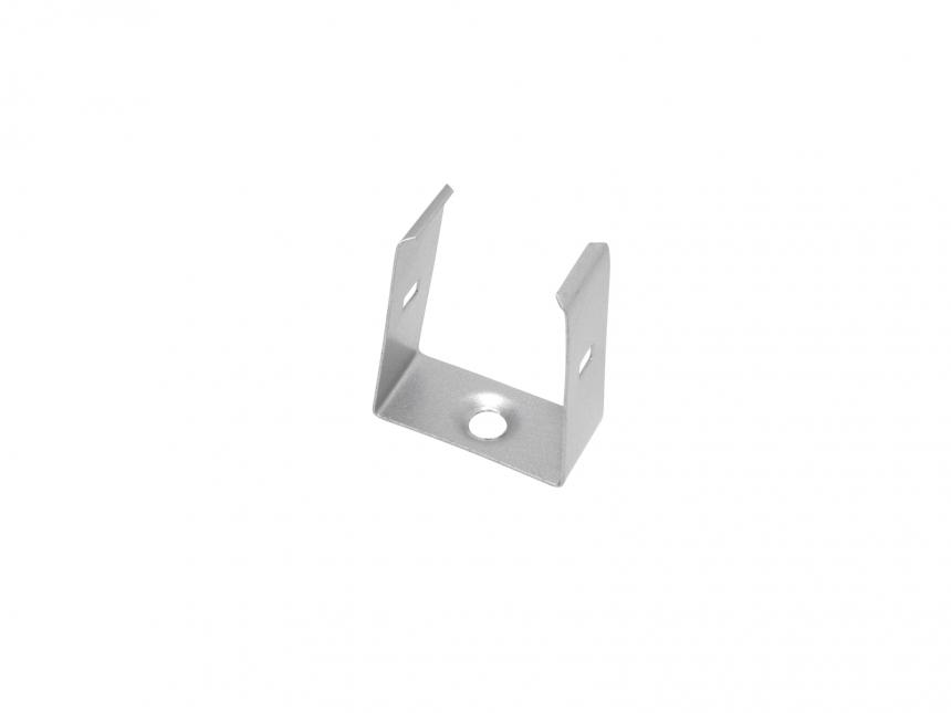 Montageklammer für LED Alu Profil Slim XL 28mm Aluminium
