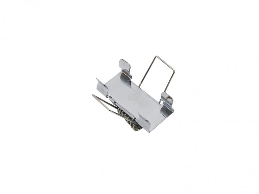 Montageklammer zum Deckeneinbau für LED Alu Slim 15mm Metall