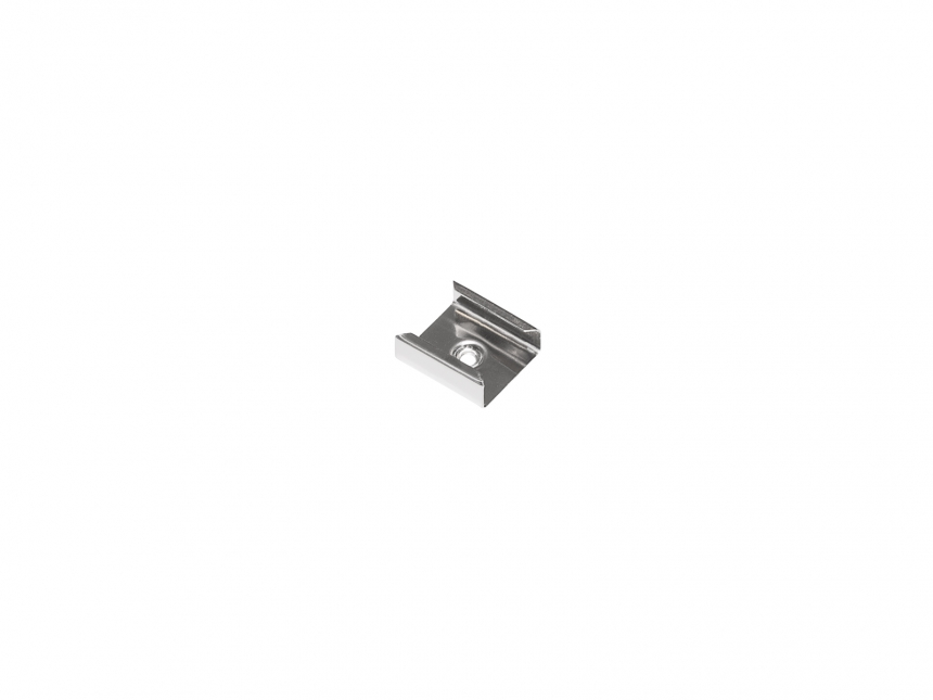 Aluminium-Montageklammer für LED Aluminium Kühlprofil AL-PU1+6