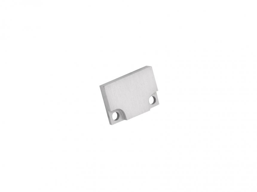 Endkappe LED Aluminium Profil XXLine Classic Alu