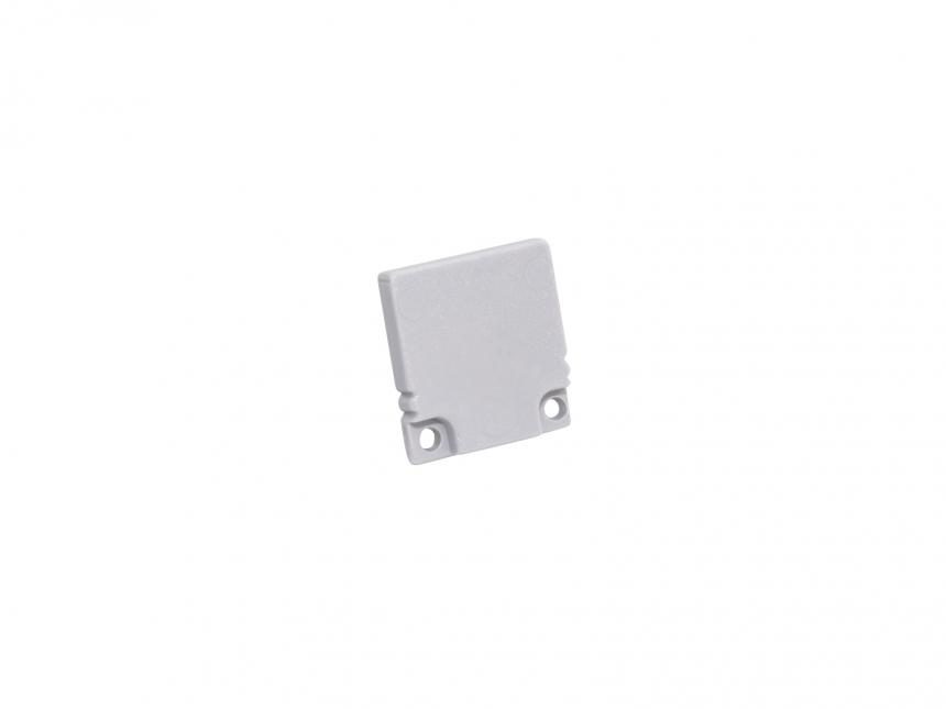 LED Endkappe LED Aluminium Profil XXLine High, Kunststoff
