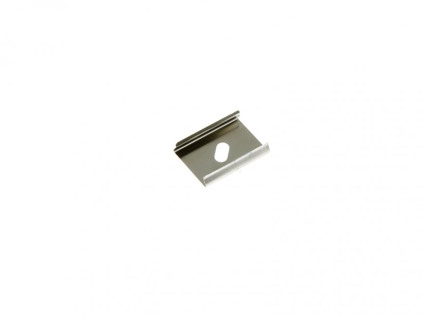 LED Halteklammer für LED Alu U-Profil AL-PU4+5 7mm