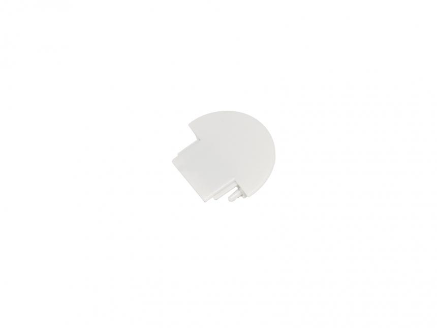 LED Endkappe LED Alu T-Profil AL-PU5 Kunststoff grau