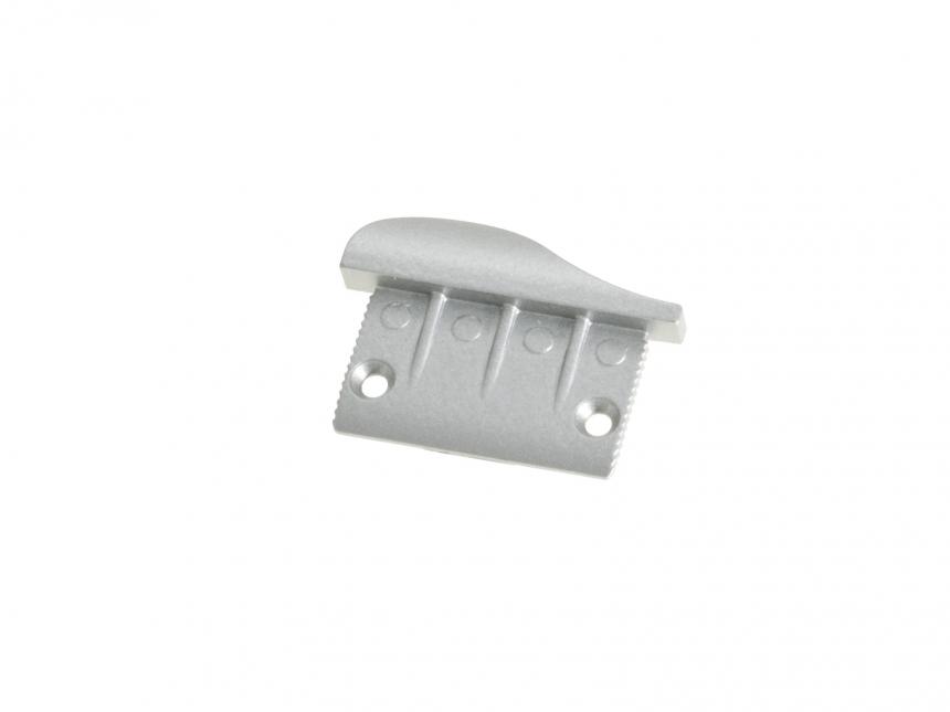 Endkappe LED Aluminium T-Wallwasher-Profil