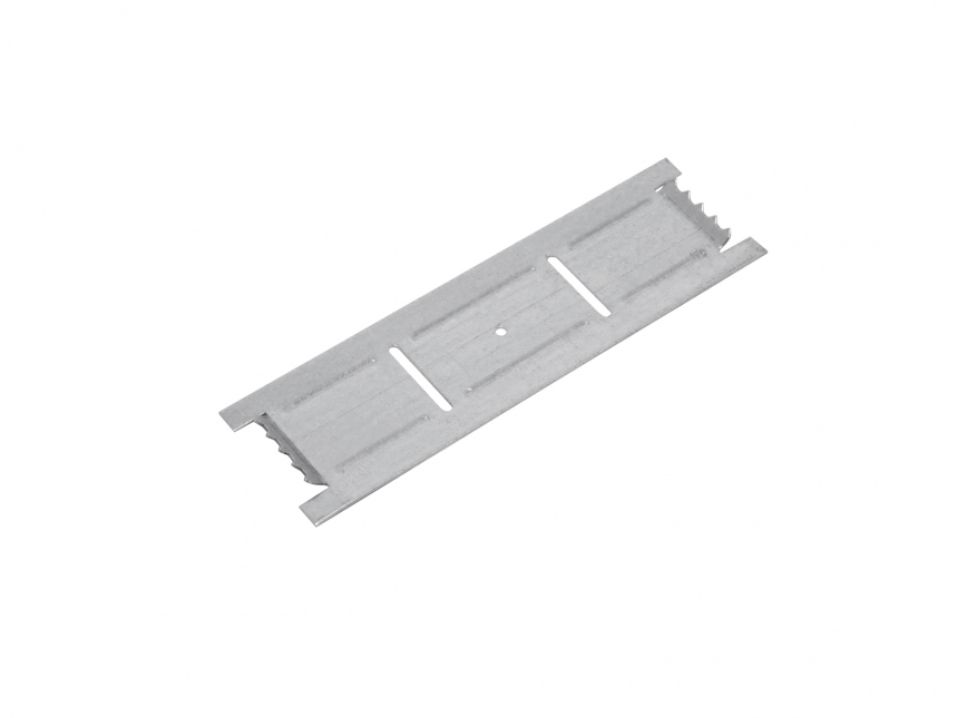 Montageklammer für LED Alu T-Profil 35mm, Aluminium