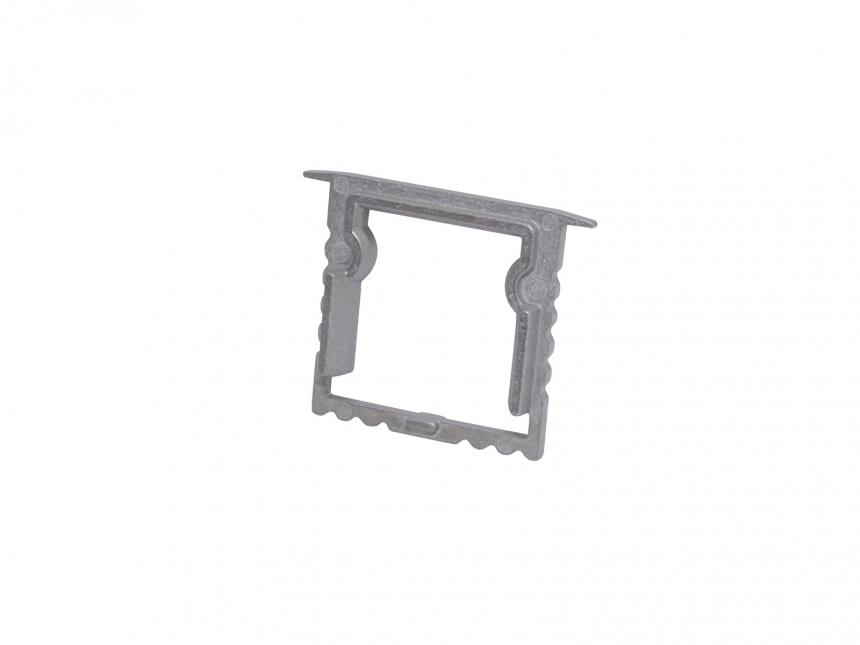 Verbinderstück für LED Alu T-Profil 35mm Aluminium