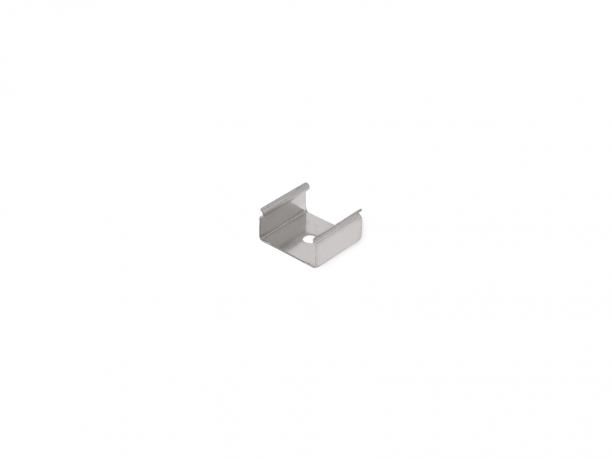 Montageklipp Edelstahl Aluminiumprofil edge-line