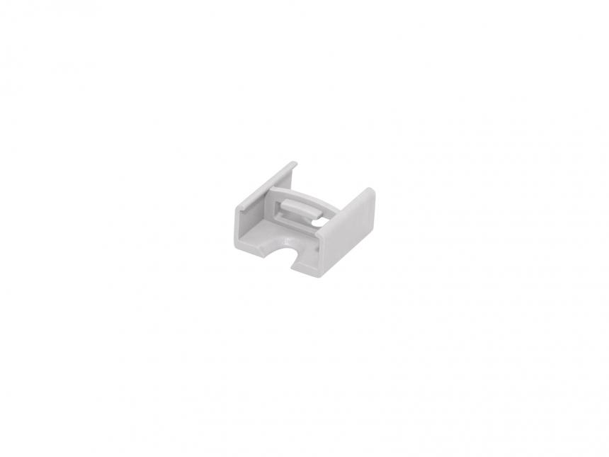 Verbinderstück für LED Alu U-Profil Slim 7mm Kunststoff