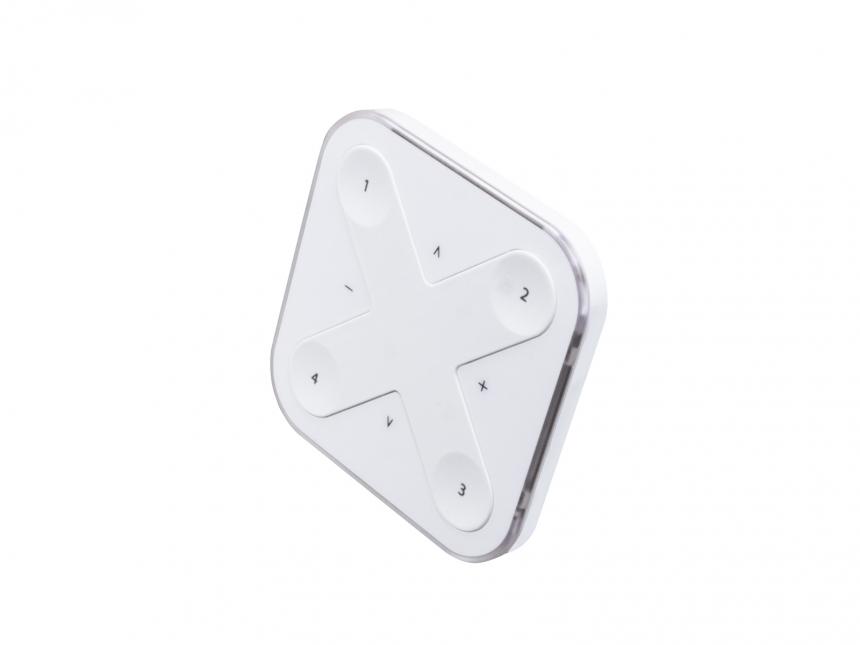 Casambi Bluetooth Wandschalter Xpress weiß