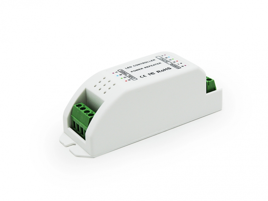 LED Booster RGB+ 3x12-48Vdc 3x350mA
