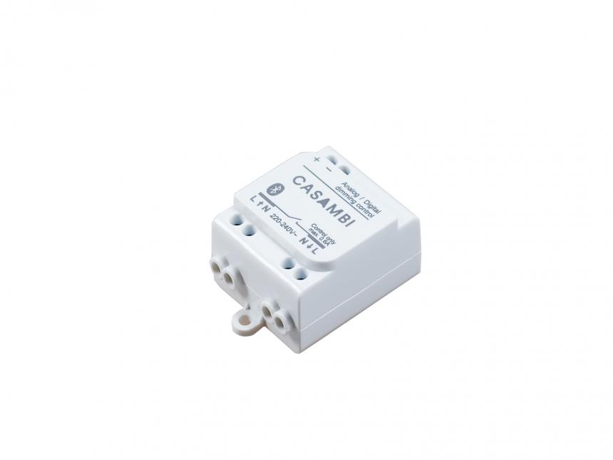 Casambi Modul CBU-ASD - Bluetooth Lichtsteuerung  für 0-10V, DALI
