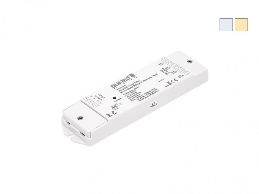 Dual LED Controller TRELIGHT Vega 12-36Vdc/2x700mA CC