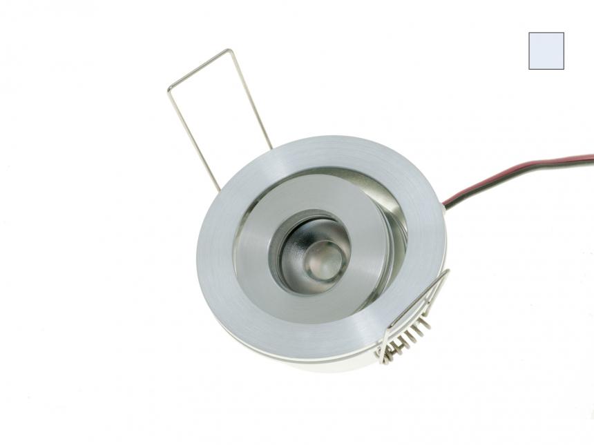 LED Einbauleuchte Cursa-In Multi-Volt kaltweiß