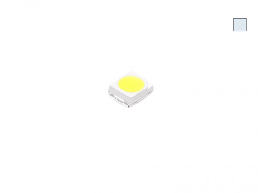 SMD PLCC2 LED kaltweiß 1.150mcd max. TOPLED