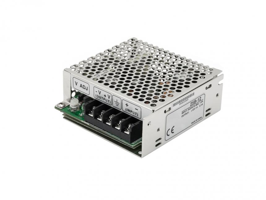 LED DC/DC Wandler von 19-36V auf 12V / 25W Typ25B12