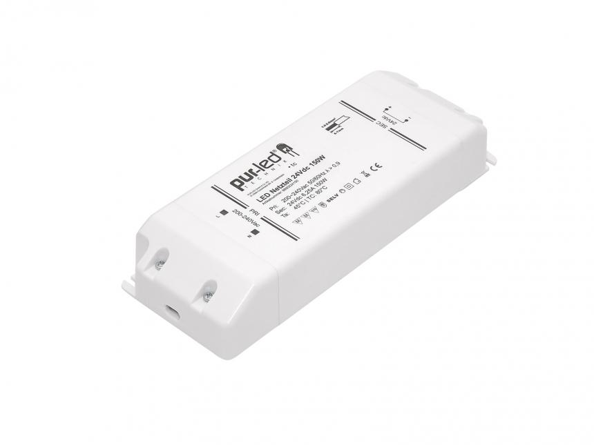 LED Netzteil 24Vdc 150W 6,25A Indoor