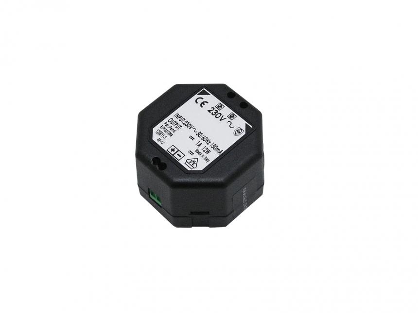LED Netzteil 24Vdc 12W 0,5A für Unterputzdose