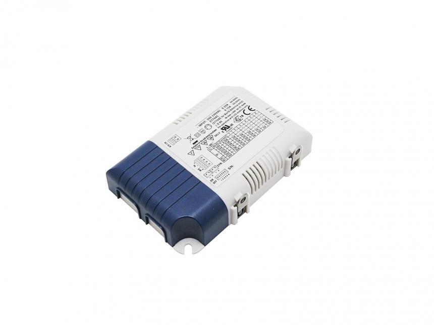 LED-Konverter 240V 350..1050mA 25W max 6-54Vdc DALI, PUSH