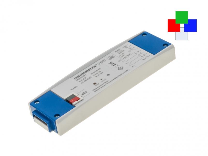 LED Dimmer KNX EIB RGB(W) 10-48Vdc 4x 2,2A