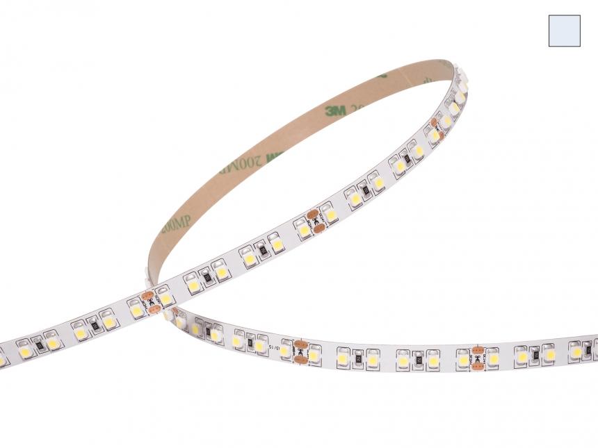 LED Stripe kaltweiß 24Vdc 10,0W/m 900lm/m 120LEDs/m 1C 5,0m