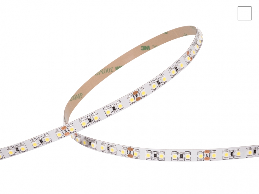 LED Stripe neutralweiß 24Vdc 10,0W/m 900lm/m 120LEDs/m 1C 4,0m