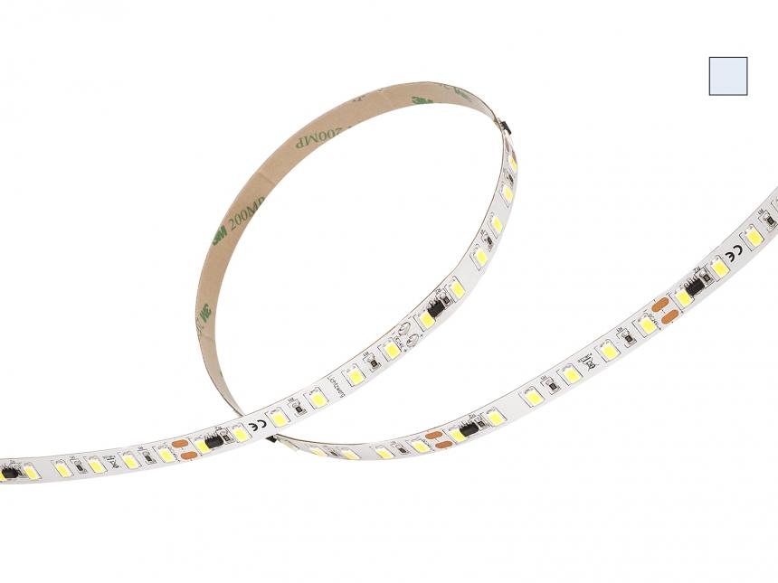 LED Stripe kaltweiß 24Vdc 25W/m 3000lm/m 84 LEDs/m HP KSQ 1,0m