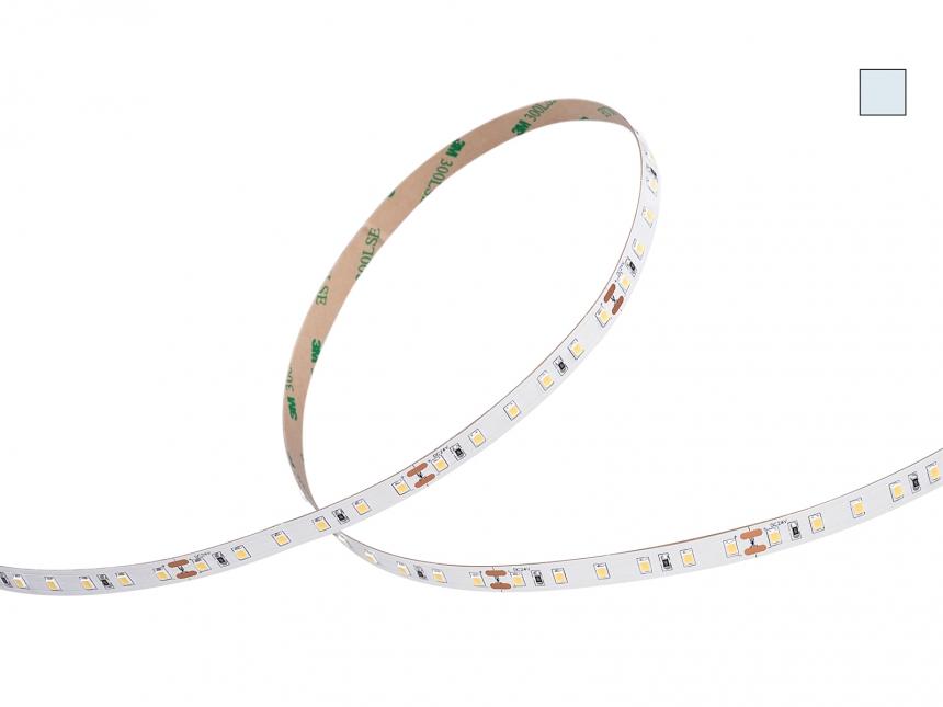LED Stripe kaltweiß 24Vdc 16W/m 1450lm/m 84 LEDs/m