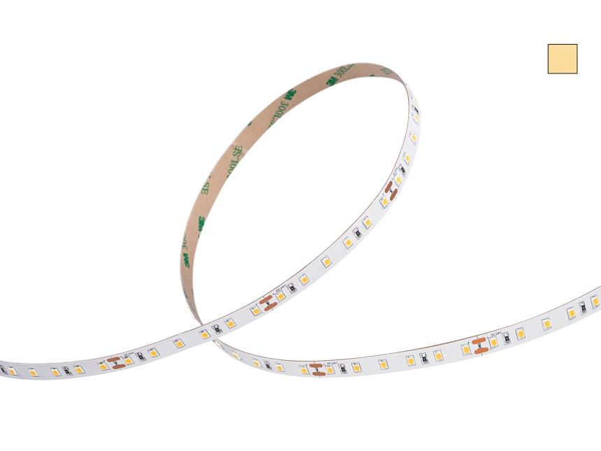 LED Stripe warmweiß Comfort 24Vdc 16W/m 1350lm/m 84 LEDs/m 1,0m