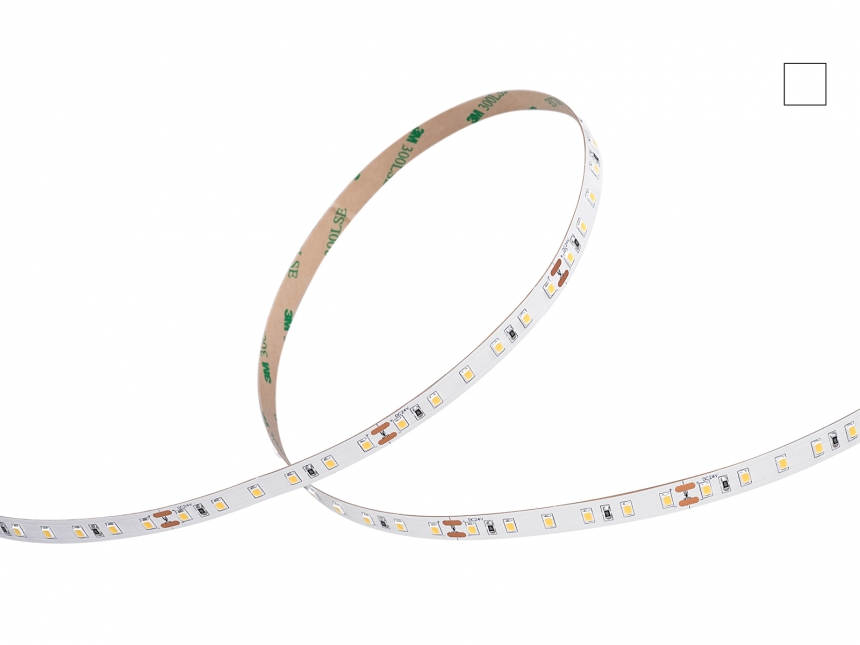 LED Stripe neutralweiß 24Vdc 16W/m 1450lm/m 84 LEDs/m 3,0m