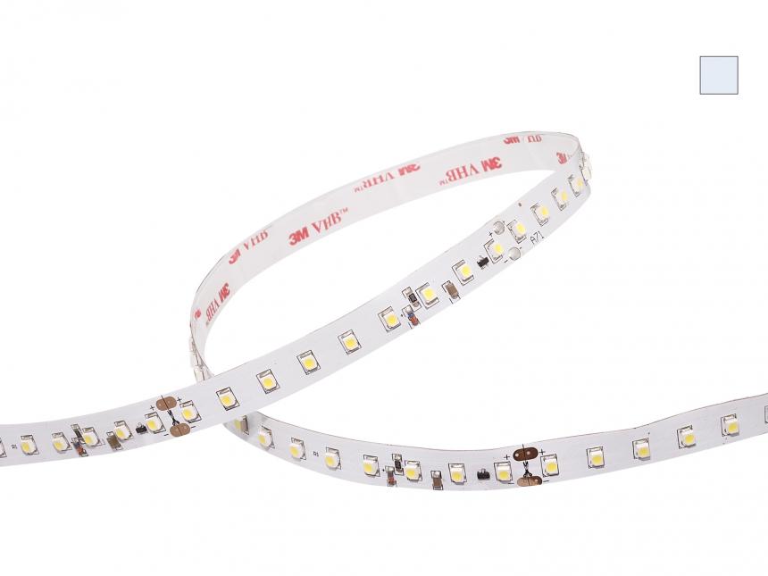 LED Stripe kaltweiß 36Vdc 7,2W/m 500lm/m 90LEDs/m KSQ XLine 25m