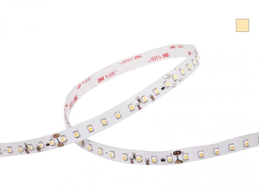LED Stripe warmweiß 36Vdc 7,2W/m 500lm/m 90LEDs/m KSQ XLine 10m