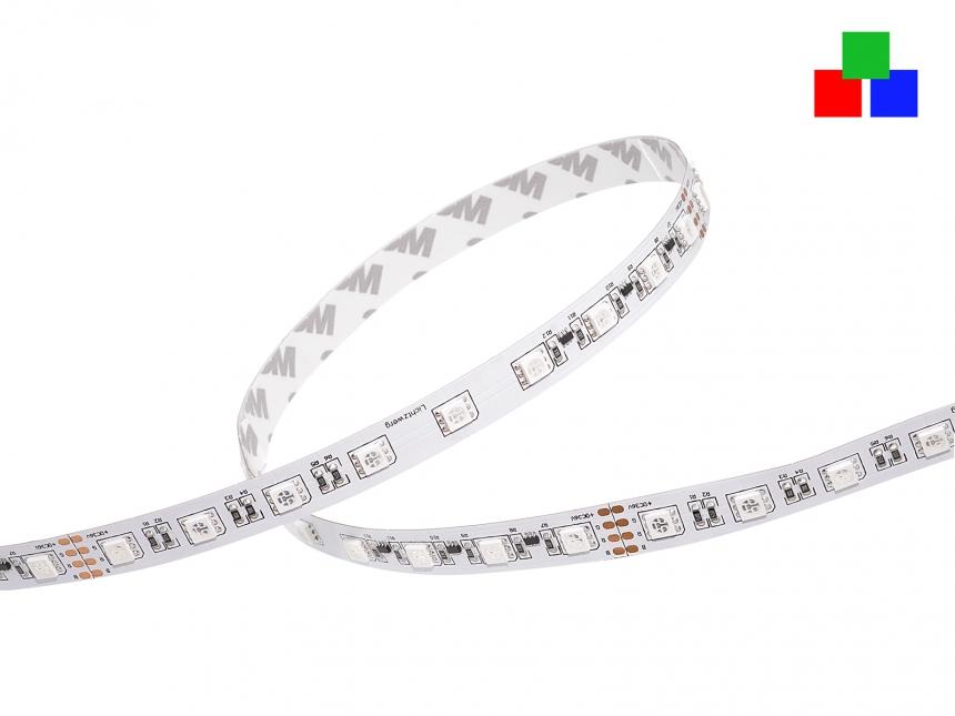 LED Stripe RGB 36Vdc 14W/m 520lm/m 54LEDs/m KSQ XLine 11m