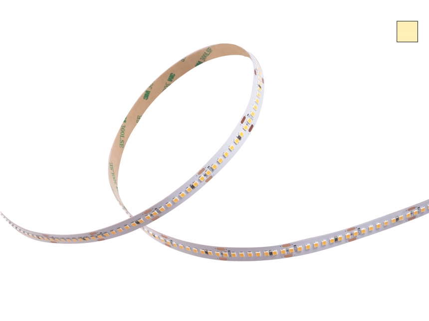 LED Stripe warmweiß comf 24Vdc 28W/m 3400lm/m 192LEDs/m 3,0m