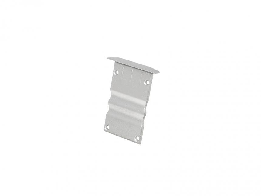 LED Endkappe T-Profil High 30mm Alu