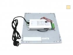 PUR-LED Panel-Light 300 warmweiß, 100-240Vac, 28W max, CRI 80, 2000 Lumen, dimmbar mit DALI, DMX, 0-10V