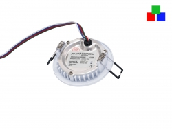 LED Deckenleuchte Monaco S2, RGB, 24Vdc, 7W, 320lm