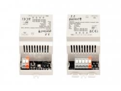 TRELIGHT Vega RGB(W): 12-36Vdc/4x5A CV für DIN Hutschiene