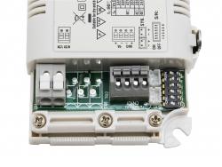 LED-Konverter 240V, 350..1050mA, 25W max, 6-54Vdc, 1-10Vdim