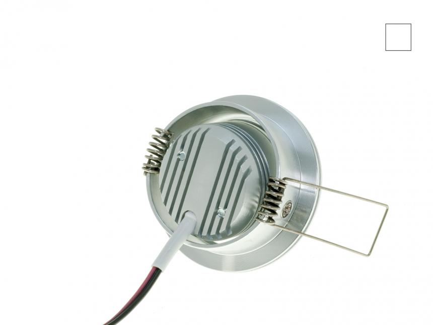LED Einbauleuchte Cursa-In Multi-Volt neutralweiß